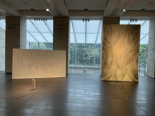 Exhibition view   Italia Zokugo - Mostra collettiva a cura di Gabriele Tosi  Data: Da Ven 1 Ott 2021 a Sab 30 Ott 2021 Organizzato da : Istituto Italiano di Cultura di Tokyo Ingresso : Libero